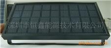 9V 3W Single crystal solar glass panels