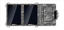 High efficiency 20W Solar folding bag Portable rechargeable package