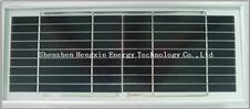 5W 9V Poly solar panels for little system