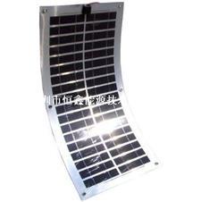 35w太阳能柔性板 绿色可再生能源太阳能板