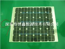 车载太阳能充电板 60w可定制柔性太阳能板