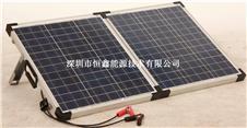 优势的竞争价格高端的产品 40W可折叠太阳能电池板