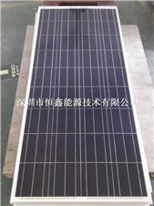 运用于太阳能屋顶系统 多晶太阳能电池板