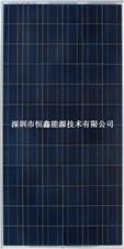折扣太阳能产品 200w 36v 多晶太阳能电池板 运用于太阳能水泵系统