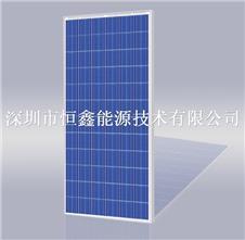 新能源太阳能产品 220w 27v 多晶太阳能板太阳能发电站