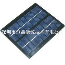 单晶多晶太阳能滴胶板162*137mm太阳能电池板