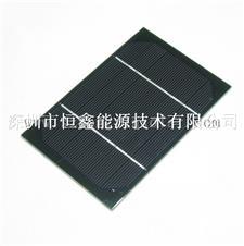 170*110mm单晶太阳能滴胶板 3v太阳能电池板