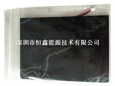 160*116mm单晶太阳能电池板  2.5w单晶硅PET组件  太阳能LED灯