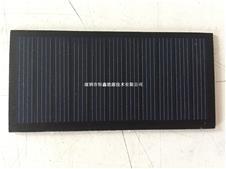 可定制太阳能电池板  太阳能充电宝专属太阳能电池板