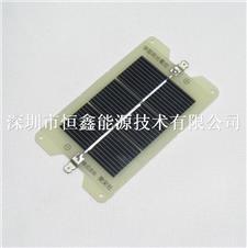 小型系统太阳能充电板  1.5v单晶硅滴胶板