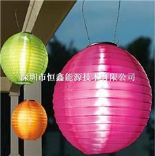太阳能灯笼  LED节能控制灯笼  太阳能产品