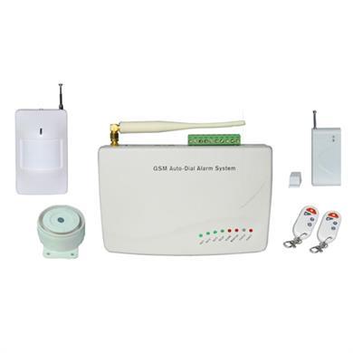 GSM家庭报警器
