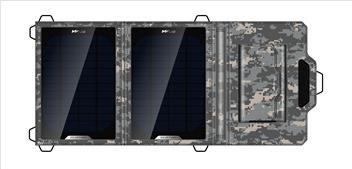20W太阳能折叠包 便携式充电包