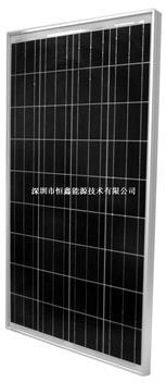 可定制产品低价太阳能板 160w 18v 多晶太阳能电池板