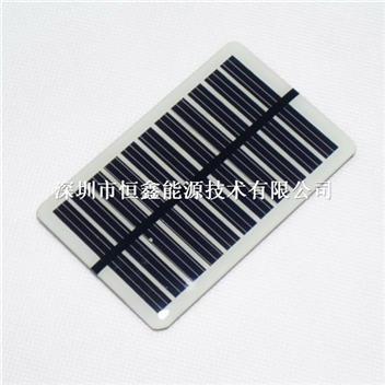 0.77瓦太阳能充电板  单晶硅太阳能板