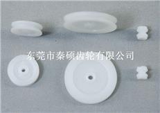 供應塑膠玩具皮帶輪滾輪
