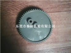 開模定做齒輪  塑膠齒輪  尼龍大齒輪