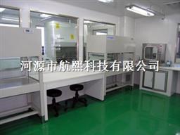 河源微生物检测室设计施工