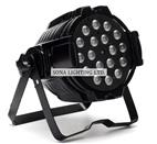 Silent ZOOM 18*15w RGBWA Led Par Can
