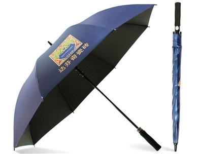 【东莞广告伞厂家】27寸*8k防风高尔夫广告伞 东莞太阳伞厂 东莞雨伞厂家