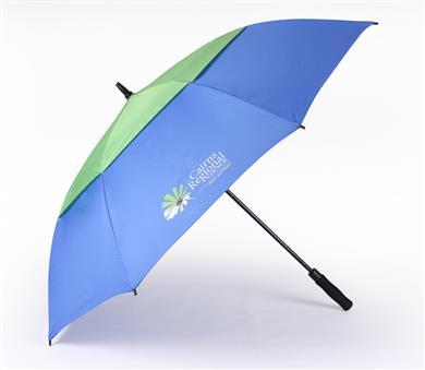 【中山广告伞厂家】真双层高尔夫伞定制 中山太阳伞厂 中山雨伞厂