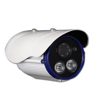 白光灯监控摄像头