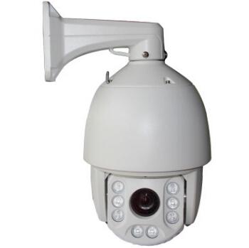 红外激光中高速球监控摄像头