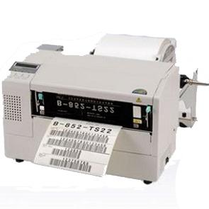 B-852TS 宽幅、工业型条码打印机