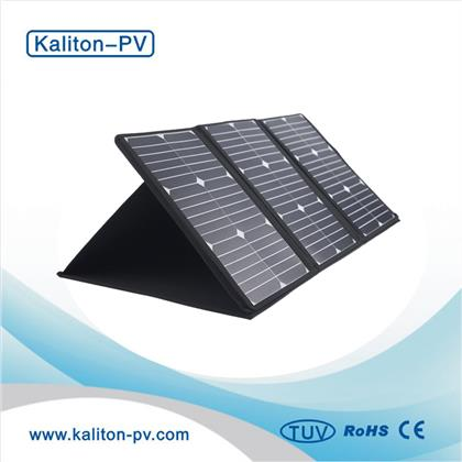 60W Portable Solar Charger for Laptop