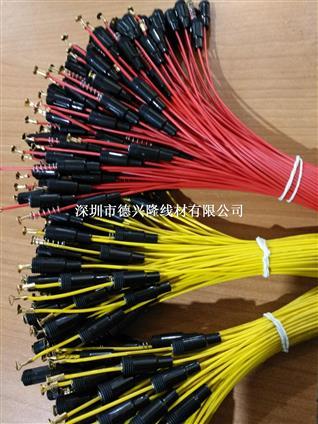 带保险管套线材,螺纹保险管,2A保险丝