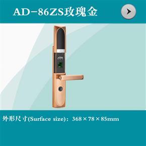 AD-86ZS指纹锁