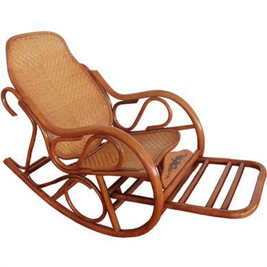 摇摇椅藤编躺椅