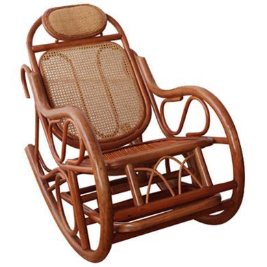 舒适藤椅扶手椅
