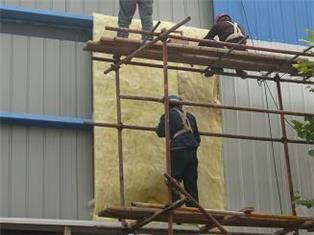 玻璃棉施工安装方法