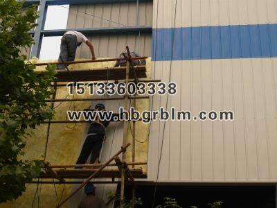 钢结构保温棉施工