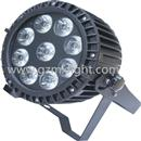 9PCS LED Water-proof Par Light