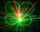 Double Holes 48IN1 Gobo Laser Light