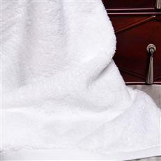 高档酒店宾馆***白毛巾 21股纯棉加厚100克