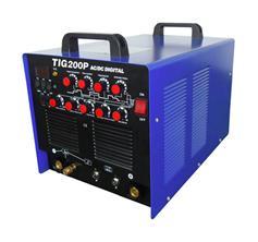 TIG200P AC/DC 200A MOSFET AC/DC TIG Inverter DC welding machine welder with CE Mark