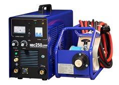 MIG250FS 250A MIG MOSFET separated DC welding machine welder with CE Mark