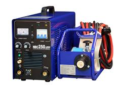MIG250F 250A MIG MOSFET separated DC welding machine welder with CE Mark