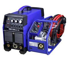 MIG250GF 250A MIG IGBT separated DC welding machine welder with CE Mark