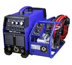 MIG380GF 380A MIG IGBT separated DC welding machine welder with CE Mark
