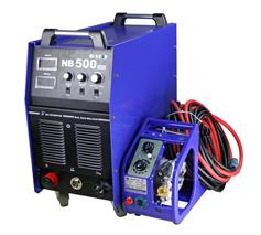 MIG500I 500A MIG IGBT module separated DC welding machine welder with CE Mark