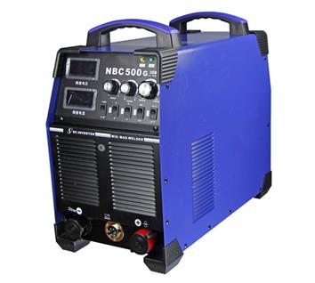 MIG500G 500A MIG IGBT separated DC welding machine welder with CE Mark