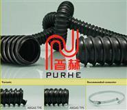 普赫526系列抗碾压尾气抽排检测管/尾气吸排管
