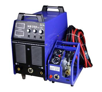 MIG350IJ 350A MIG IGBT module separated DC welding machine welder with CE Mark