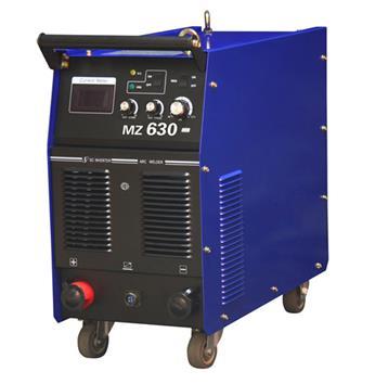 MZ630 630A IGBT module submerged ARC Inverter DC welding machine welder with CE Mark