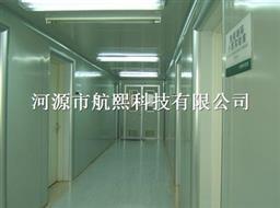 江西微生物检测室设计施工