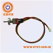 厂家曲供新品TS40-T系列钮子开关电流3A  125V-带线-带认证